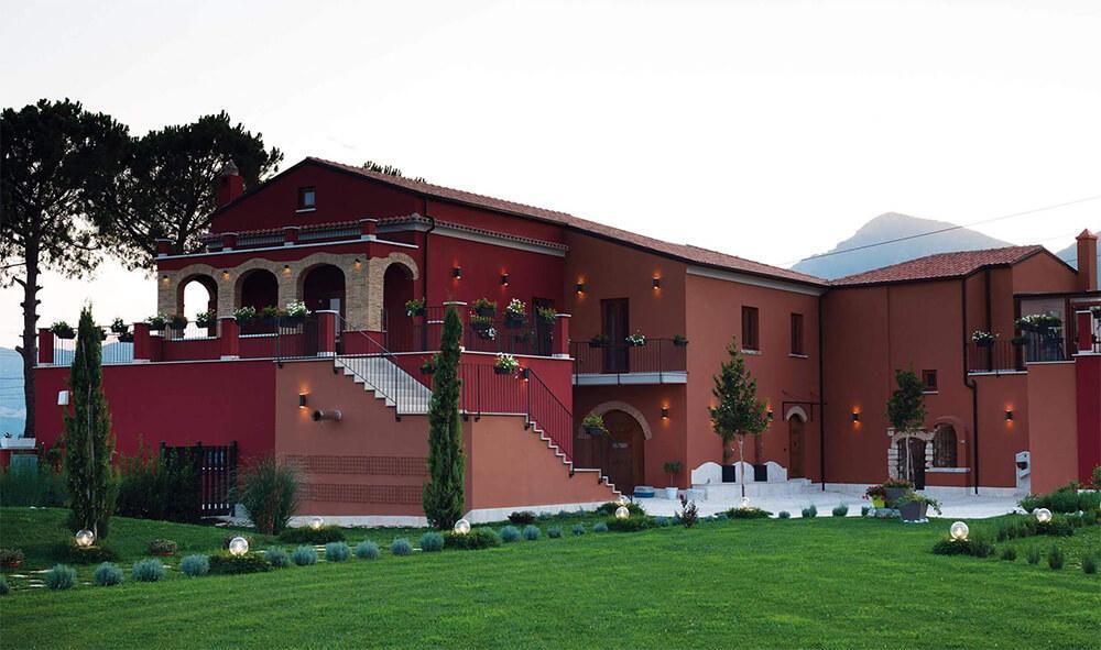 Tenuta Santa Cristina - Venafro